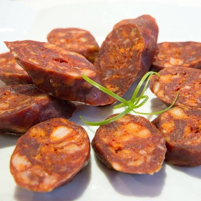 Chorizo artesano picante de Burgos