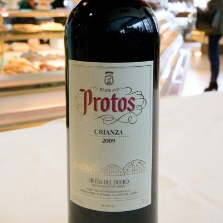 Protos Crianza 2012