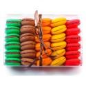 Caja de 30 macarons artesanos