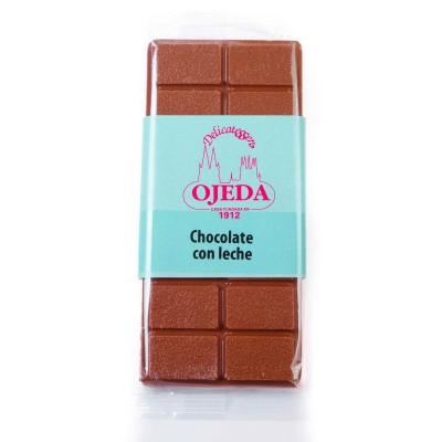 Chocolate artesano con leche 39%