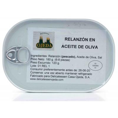 Relanzón en aceite de oliva