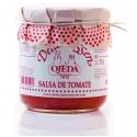 Salsa de tomate frito natural