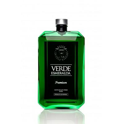 Aceite Verde Esmeralda Premium 500ml