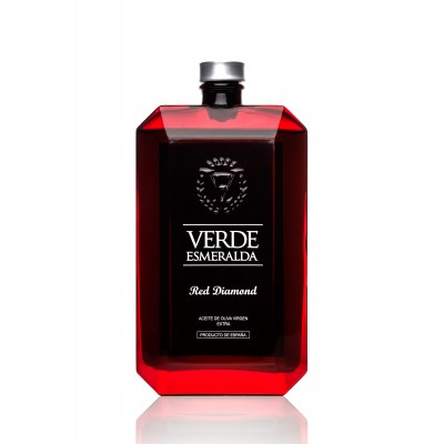 Aceite Verde Esmeralda Red Diamond Aceituna Royal 500ml