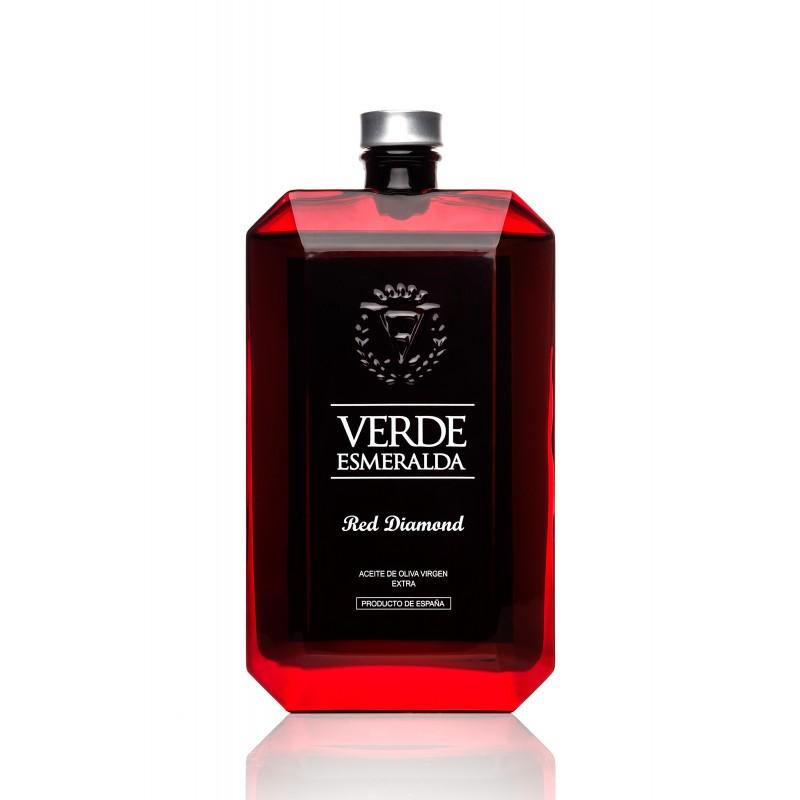 Aceite Verde Esmeralda Red Diamond Aceituna Royal 500ml