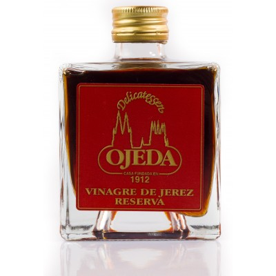 Vinagre Ojeda de Jerez Reserva 250ml
