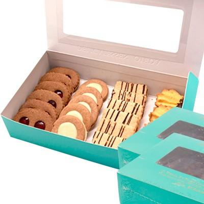Pack de 2 cajas de surtido variado de pastas de té. 300g x2 (600g)