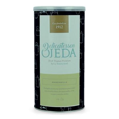 Lata de infusiones Delicatessen Ojeda - Manzanilla