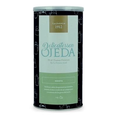 Lata de infusiones Delicatessen Ojeda - Menta