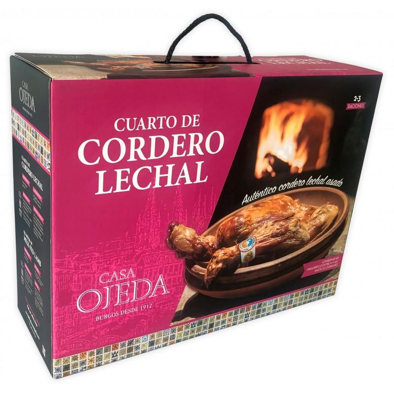 Cuarto de Cordero Lechal (2-3 personas)