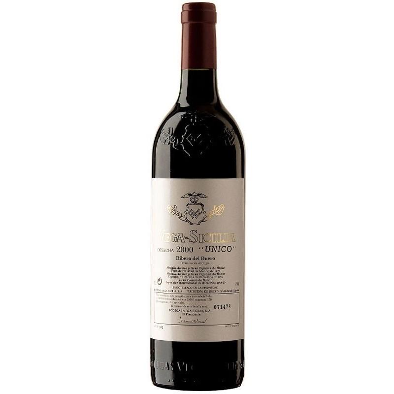 Vega Sicilia Gran Reserva 2000