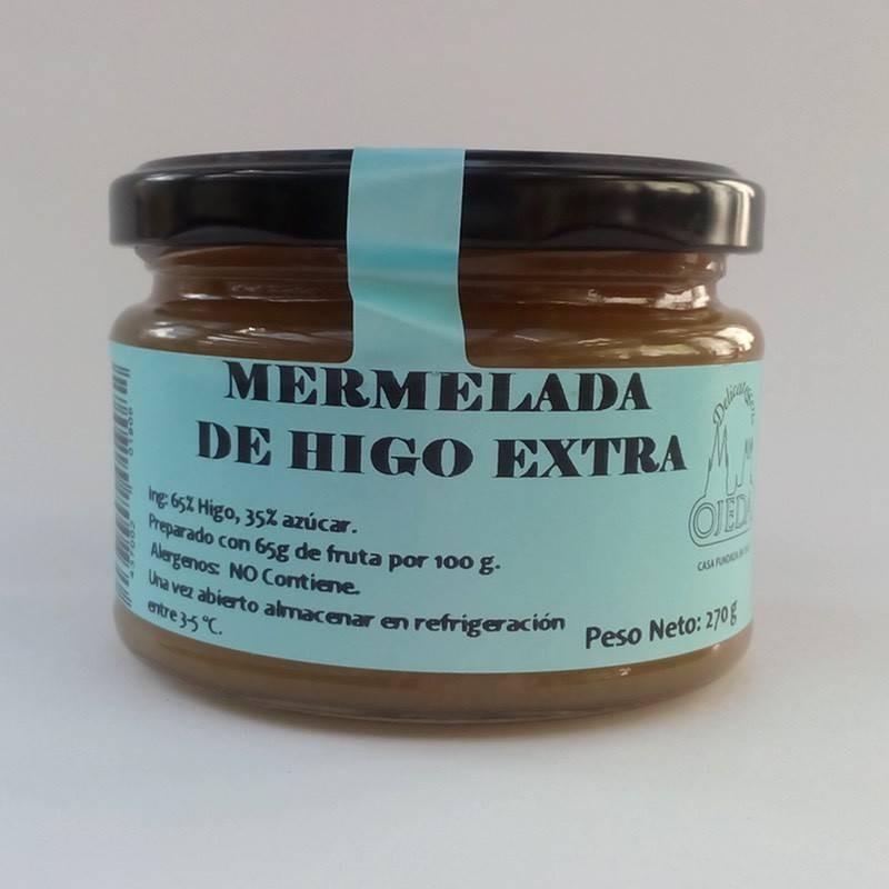 Mermelada artesana de higo