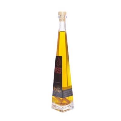 Aceite de oliva con boletus